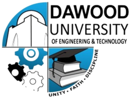 Dawood University Of Engineering & Technology LOGO.png