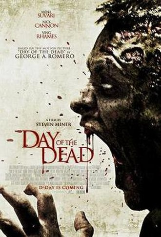 Day of the Dead (2008 film) - Promotional poster