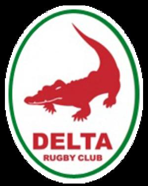 Delta Rugby Club - Image: Delta rc logo