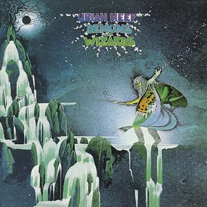 Demons and Wizards (Uriah Heep album) - Image: Demons and Wizards