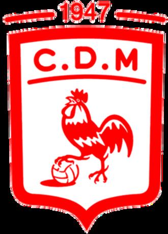 Deportivo Morón - Image: Dep moron logo 16