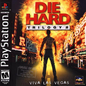 Die Hard Trilogy 2: Viva Las Vegas - Image: Die Hard Trilogy 2 Viva Las Vegas Coverart