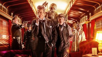Mummy on the Orient Express - Image: Doctor Who Mummy on the Orient Express