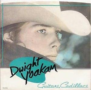 Guitars, Cadillacs - Image: Dwight Yoakam Guitars, Cadillacs