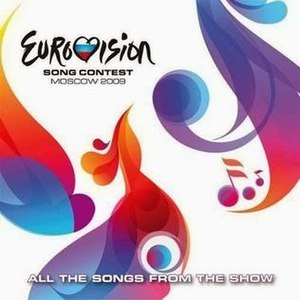 Eurovision Song Contest 2009 - Image: ESC 2009 album cover
