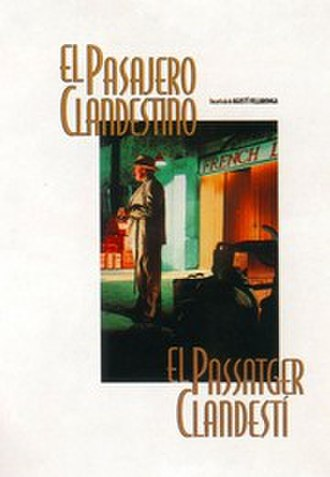 El pasajero clandestino - Theatrical release poster
