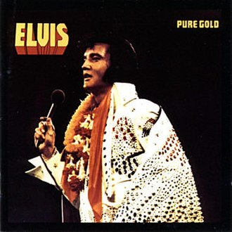 Pure Gold (Elvis Presley album) - Image: Elvis Pure Gold Album