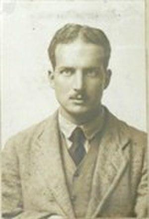 Eric Sherbrooke Walker - Portrait, approx 1910