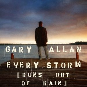 Every Storm (Runs Out of Rain) - Image: Every Storm