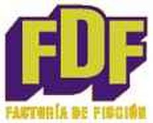 Factoría de Ficción (pay television) - Image: Factoria de Ficcion