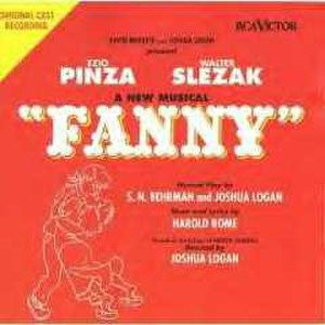 Fanny (musical) - Original cast recording