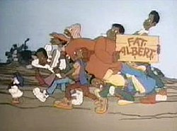 Fat Albert and the Cosby Kids - Wikipedia