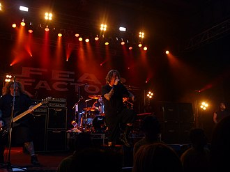 Fear Factory - Fear Factory in 2010