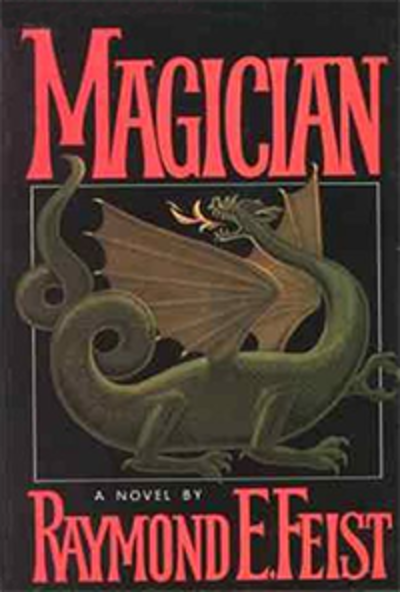 Picture of a book: Magician