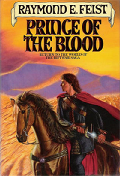 Picture of a book: Prince Of The Blood
