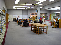 Image:FortWorth Library Learning Commons.JPG