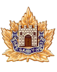 Fort Garry Horse cap badge.png