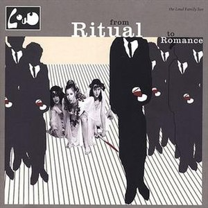 From Ritual to Romance (album) - Image: From Ritual to Romance album cover