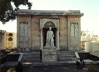 Fruto Chamorro - Memorial to Fruto Chamorro Pérez Granada, Nicaragua