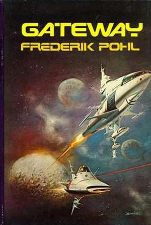 Gateway (novel) - First edition cover