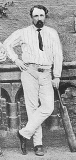 George Anderson (cricketer) English cricketer born in 1826