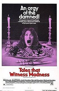 <i>Tales That Witness Madness</i> 1973 British film