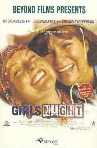 Girls' Night - Film poster