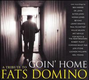 Goin' Home: A Tribute to Fats Domino - Image: Goin' Home A Tribute to Fats Domino (album) coverart