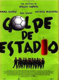 <i>Time Out</i> (1998 film) 1998 film by Sergio Cabrera