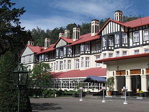 Grand Hotel (Nuwara Eliya) - Image: Grand Hotel Nuwara Eliya 026
