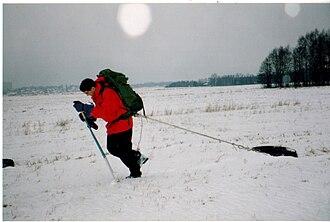 Dmitry Shparo - Training for Greenland