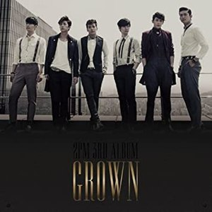 Grown (album) - Image: Grown 2PM album