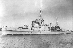 HMS Glasgow (C21) - Image: HMS Glasgow (C21)