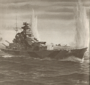 H-class battleship proposals - Image: H class (Richard Allison)