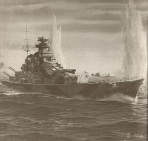 Image result for h44 battleship