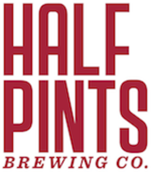 Half Pints Brewing Company - Image: Half Pints Brewing logo