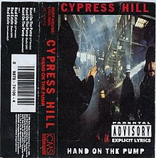 Cypress Hill — Hand on the Pump (studio acapella)