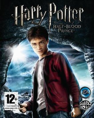 Harry Potter and the Half-Blood Prince (video game) - Image: Harry Potter and the Half Blood Prince (video game)
