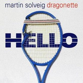 Martin Solveig featuring Dragonette — Hello (studio acapella)