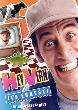 Hey Vern, It's Ernest! - Image: Hey Vern, It's Ernest!