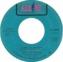 I Like It Like That (Pete Rodriguez song) - Wikipedia