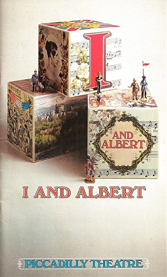 I and Albert - West End theatre programme