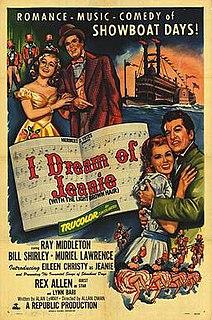 <i>I Dream of Jeanie</i> (film) 1952 film by Allan Dwan