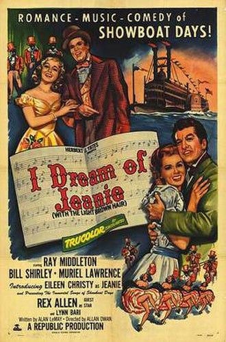 I Dream of Jeanie (film) - Film poster