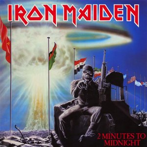 2 Minutes to Midnight - Image: Iron maiden 2 minutes to midnight a