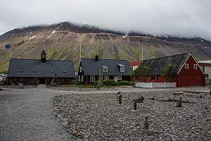 Ísafjörður - Tjöruhúsið Ísafjörður