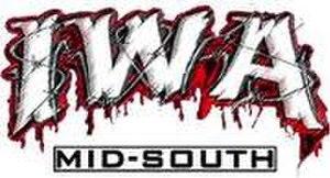 Independent Wrestling Association Mid-South - Image: Iwa ms logo