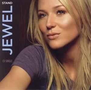 Stand (Jewel song) - Image: Jewel Stand US EU CD