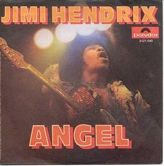 Angel (Jimi Hendrix song) - Image: Jimi Hendrix Angel