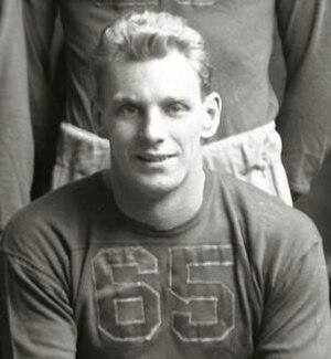 John Brennan (American football) - Image: John Carter Brennan